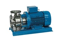 Stainless steel monoblock centrifugal pumps