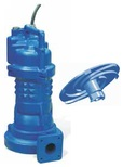 Submersible sewage pumps with grinder